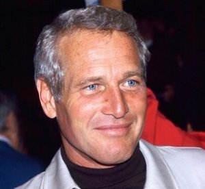 Celebrities With Color Blindness: Paul Newman