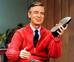 Celebrities With Color Blindness: Fred Rogers
