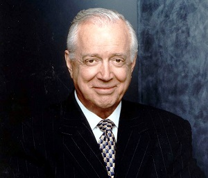 Celebrities With Color Blindness: Hugh Downs