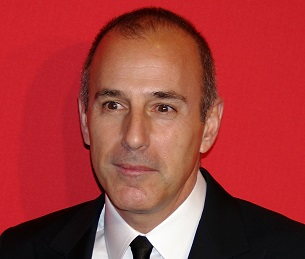 Celebrities With Color Blindness: Matt Lauer
