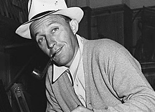 Celebrities With Color Blindness: Bing Crosby