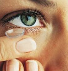Dangers of Wearing Contact lens