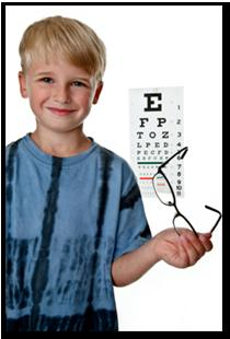 Eye care for children