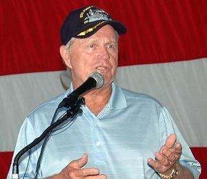 Famous People Who Are Color blind: Jack Nicklaus
