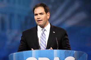 Famous People Who Are Color blind: Marco Rubio