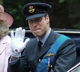 Famous People Who Are Color blind: Prince William
