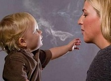 Smoke and Children