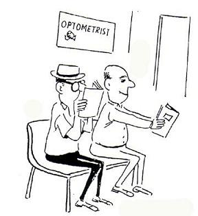 Presbyopia and Myopia