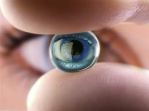 Soft contact lens