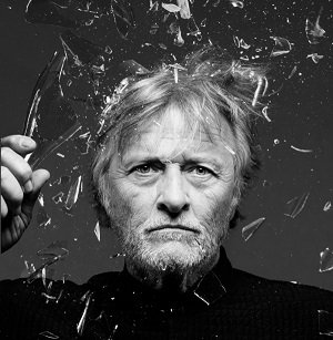 Celebrities With Color Blindness: Rutger Hauer (Image by John Midgley)