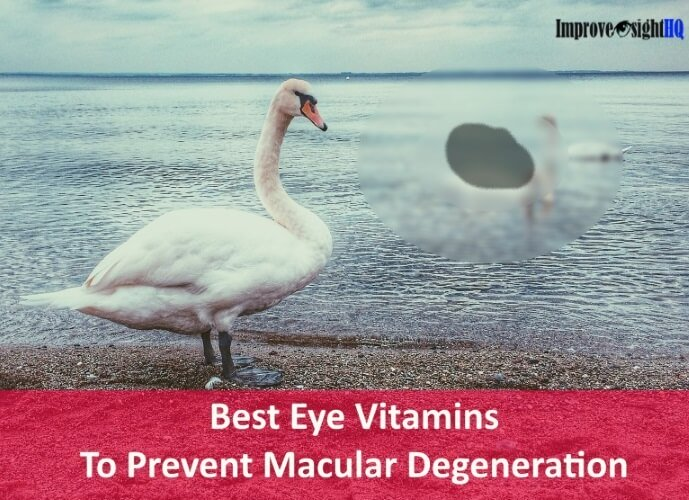 Best Eye Vitamins To Prevent Macular Degeneration