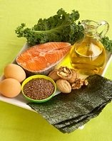 Type of food that contains omega 3
